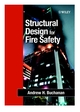 Structural Design for Fire Safety (047189060X) cover image
