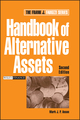 Handbook of Alternative Assets, 2nd Edition (047198020X) cover image