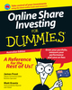 Online Share Investing For Dummies, Australian Edition (073140940X) cover image