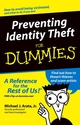 Preventing Identity Theft For Dummies (076457700X) cover image