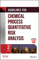 Guidelines for Chemical Process Quantitative Risk Analysis, 2nd Edition (081690720X) cover image