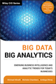 Big Data, Big Analytics: Emerging Business Intelligence and Analytic Trends for Today's Businesses (111814760X) cover image