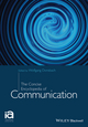 The Concise Encyclopedia of Communication (111878930X) cover image
