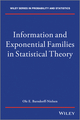 Information and Exponential Families in Statistical Theory (111885750X) cover image