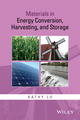 Materials in Energy Conversion, Harvesting, and Storage (111888910X) cover image