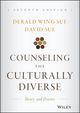 Counseling the Culturally Diverse: Theory and Practice, 7th Edition (111908430X) cover image
