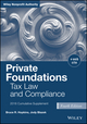Private Foundations: Tax Law and Compliance, Fourth Edition 2016 Cumulative Supplement (111930850X) cover image
