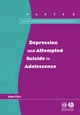 Depression and Attempted Suicide in Adolescents (185433350X) cover image