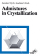 Admixtures in Crystallization (352761530X) cover image