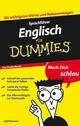 Sprachführer Englisch für Dummies Das Pocketbuch (352763830X) cover image