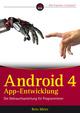 Android App-Entwicklung: Die Gebrauchsanleitung für Programmierer (352768140X) cover image