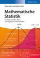 Mathematische Statistik: Für Mathematiker, Natur- und Ingenieurwissenschaftler (352769210X) cover image