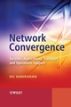 Network Convergence: Services, Applications, Transport, and Operations Support (0470024410) cover image