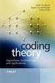 Coding Theory: Algorithms, Architectures and Applications (0470028610) cover image