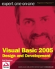 Expert One-on-One Visual Basic 2005 Design and Development (0470053410) cover image