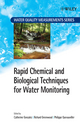 Rapid Chemical and Biological Techniques for Water Monitoring (0470058110) cover image