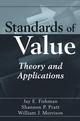 Standards of Value: Theory and Applications (0470074310) cover image