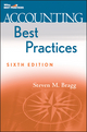 Accounting Best Practices, 6th Edition (0470591110) cover image