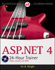 ASP.NET 4 24-Hour Trainer (0470596910) cover image