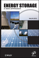 Energy Storage: A New Approach (0470625910) cover image