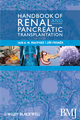 Handbook of Renal and Pancreatic Transplantation (0470654910) cover image