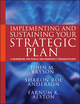 Implementing and Sustaining Your Strategic Plan: A Workbook for Public and Nonprofit Organizations (0470872810) cover image