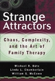 Strange Attractors: Chaos, Complexity, and the Art of Family Therapy (0471079510) cover image