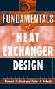 Fundamentals of Heat Exchanger Design (0471321710) cover image
