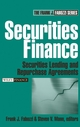 Securities Finance: Securities Lending and Repurchase Agreements (0471678910) cover image
