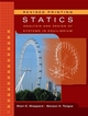 Statics: Analysis and Design of Systems in Equilibrium, Update Edition (0471947210) cover image