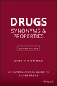 Drugs: Synonyms and Properties, 2nd Edition (0566084910) cover image