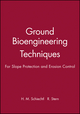Ground Bioengineering Techniques: For Slope Protection and Erosion Control (0632040610) cover image