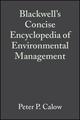 Blackwell's Concise Encyclopedia of Environmental Management (0632049510) cover image