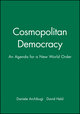 Cosmopolitan Democracy: An Agenda for a New World Order (0745613810) cover image