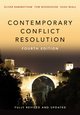 Contemporary Conflict Resolution, 4th Edition (0745687210) cover image