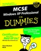 MCSE Windows® XP Professional For Dummies®  (0764516310) cover image