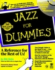 Jazz For Dummies (0764550810) cover image