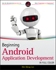 Beginning Android Application Development (1118017110) cover image