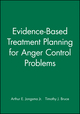 Evidence-Based Treatment Planning for Anger Control Problems, DVD and Workbook Set (1118028910) cover image
