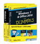 Windows 7 & Office 2010 For Dummies - Portable Edition + Windows 7 For Dummies DVD - Book + DVD Bundle (1118029410) cover image