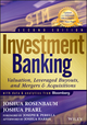 Investment Banking: Valuation, Leveraged Buyouts, and Mergers & Acquisitions, 2nd Edition (1118656210) cover image