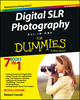 Digital SLR Photography All-in-One For Dummies, 2nd Edition (1118700910) cover image