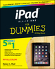 iPad All-in-One For Dummies, 7th Edition (1118944410) cover image