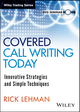 Covered Call Writing Today: Innovative Strategies & Simple Techniques (1592801110) cover image