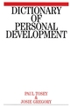 Dictionary of Personal Development (1861562810) cover image