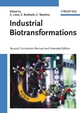 Industrial Biotransformations, 2nd, Completely Revised and Enlarged Edition (3527310010) cover image