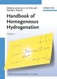 Handbook of Homogeneous Hydrogenation: 3 Volumes (3527311610) cover image