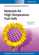 Materials for High-Temperature Fuel Cells (3527330410) cover image