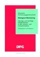 Biological Monitoring: Heutige und Kunftige Moglichkeiten in der Arbeits- und Umweltmedizin (3527621210) cover image