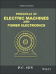 Principles of Electric Machines and Power Electronics Third Edition (EHEP002910) cover image